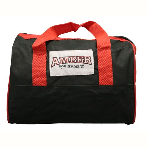 Cornermans Tote -$19 Cornerman's Tote is specially designed for compacting coacher's bag to carry supplies needed for boxing. Available at ambersports with full insulation in the top and bottom compartment.
