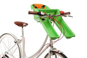 iBert safe-T -Baby / child bike seat finder and reviews - Cool Biking Kids