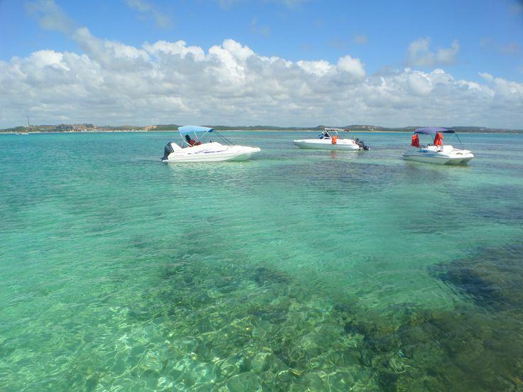 Piscinas Naturais de Maragogi - Alagoas