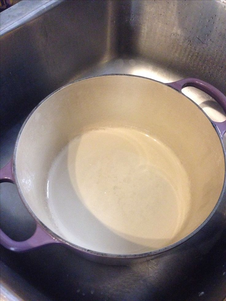 Le Creuset Cleaning Stains : Best images about how to clean it on pinterest stains