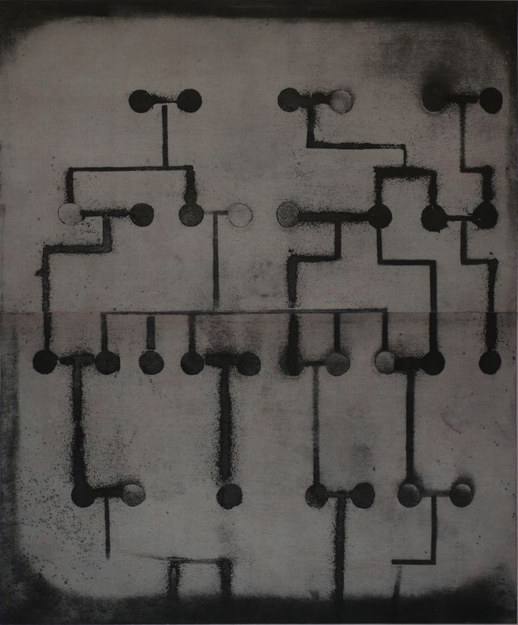 Tomasz Daniec ~ Eugenics | aquatint
