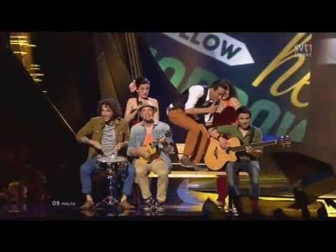 eurovision 2013 malta grand final