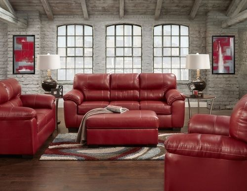 17 Best ideas about Red Sofa on Pinterest