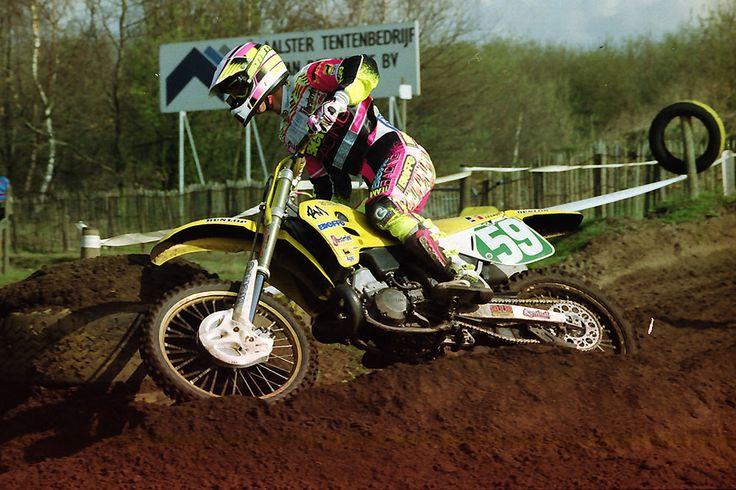 1992 Stefan Everts 250cc