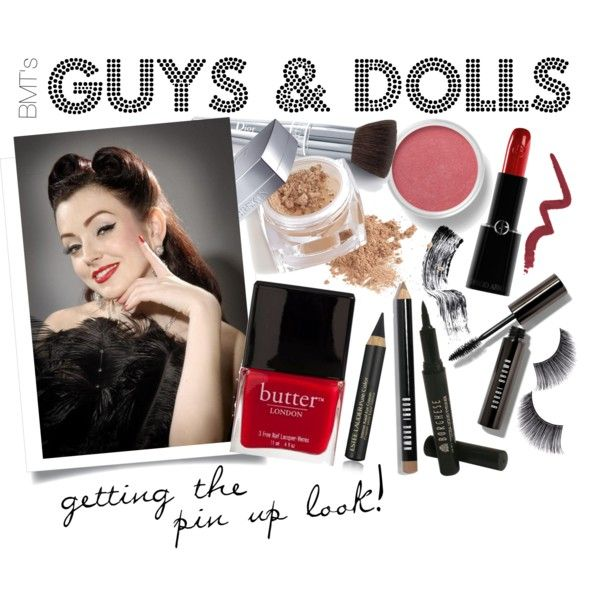Sensational 1000 Images About Guys And Dolls On Pinterest 40S Hairstyles Short Hairstyles Gunalazisus