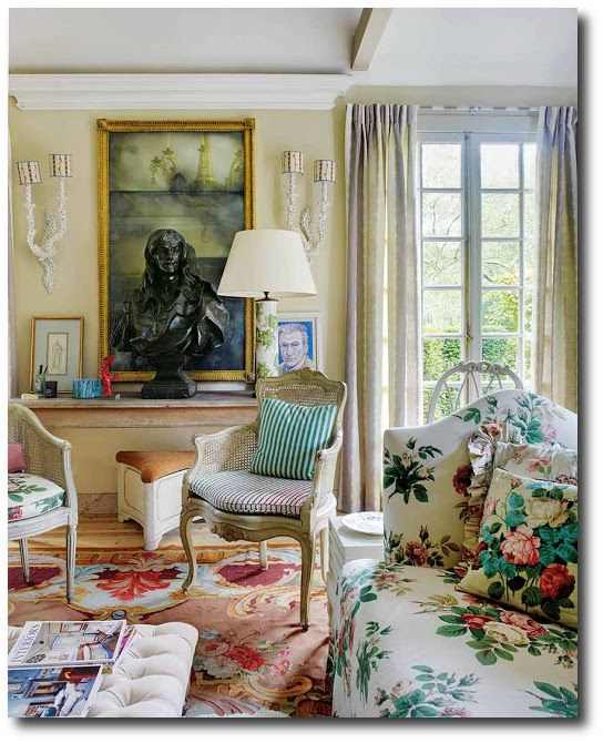 U0027Nicky Haslamu0027s Folly De Grandeur: Romance And Revival In An English Country  Houseu0027, Is Haslamu0027s Newest Book On Authentic, English Country Style
