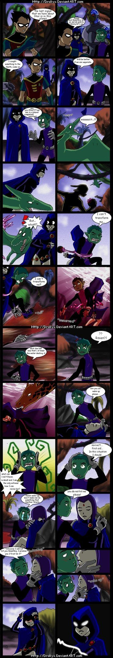 196 Best Dc Comics - Teen Titans Images On Pinterest  Cartoon Art, Comic Art And Comics-5478
