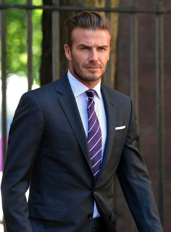 David Beckham | Handsome men I enjoy! | Pinterest | The o ...