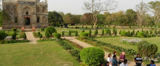 Centrally located in Delhi, Lodi Garden is one of the most beautiful parks in Delhi and the medieval monuments in its compound have been landscaped to stand out impressively. The garden is a creation of the British. When they decided to build a new capital at Delhi, the Lodi tombs at the village of Khairpur became part of the New Delhi area. This is when a garden was planned around these tombs and the Lady Willingdon Park was created. Lodi Garden is a post-Independence name