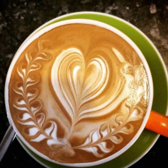 Another coffee @zestcafenowra  #nowra #coffee #cafe #latteart #allpress #allpressau #espresso #shot #creative #preworkout #flatwhite #caffiene #vintage #delicious #coffeetime #lamarzocco #zestcafe #nowra #shoalhaven #barista