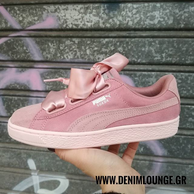 fa9af781476  puma  suede  women  sneakers  heart  pebbles  spring 18  collection   DenimLounge where  Urban  Slackers meet  streetwear  fashion and   lifestyle  items in ...