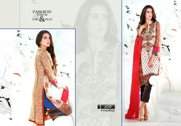 Indian Salwar Kameez Punjabi Suit Motiz_3 Pakistani Designer Suit Dress Material #OdInParis #IndianPakistaniSalwarKameezSuit #Formal
