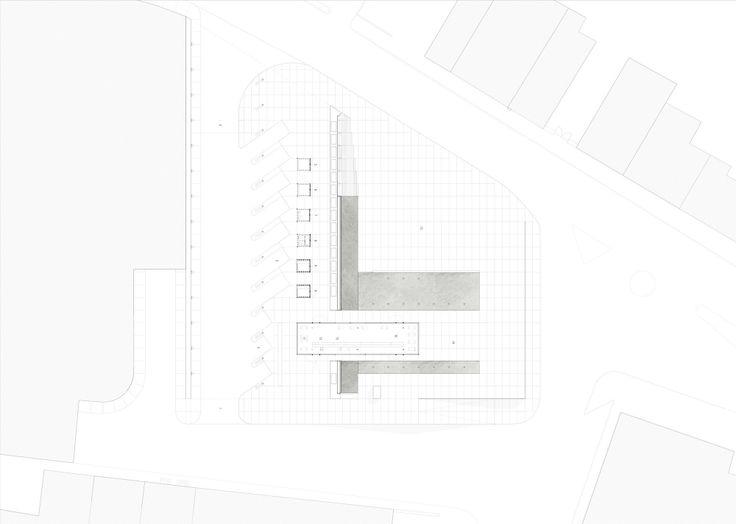 Mogadouro`S Bus Station_Plan