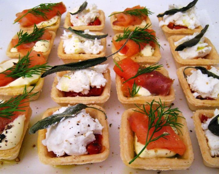 34 best images about nibbles and bites on pinterest for Canape buffet menus