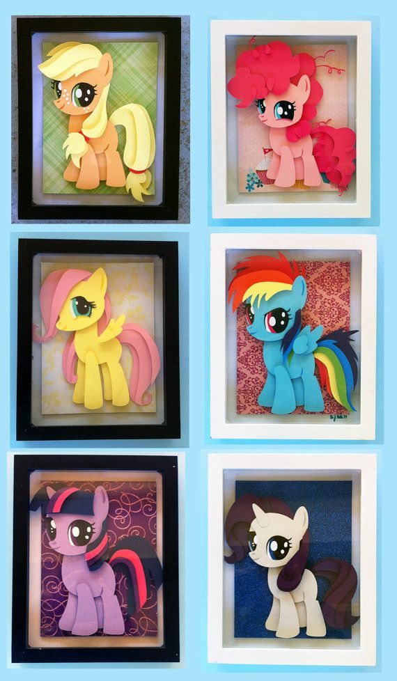 Hey, I found this really awesome Etsy listing at https://www.etsy.com/listing/127511414/commission-8-x-10-filly-pony-shadowbox