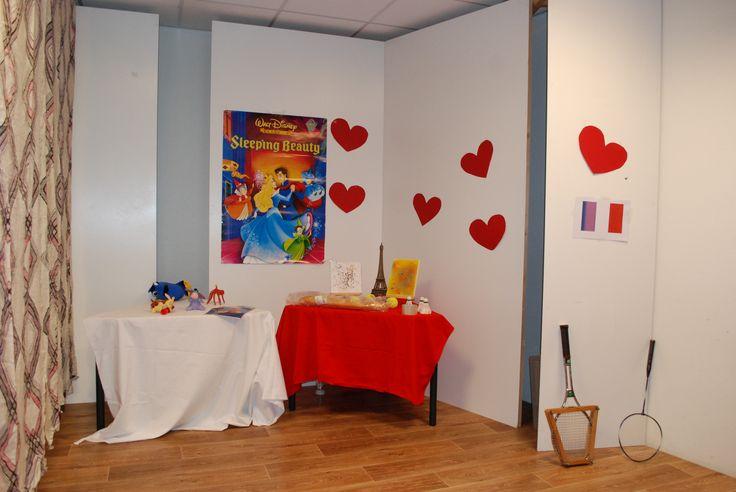 Frankrijk voor groep 2 - Disneyland - Eiffeltoren - Parijs - Love - Rolland Garros - Kunst