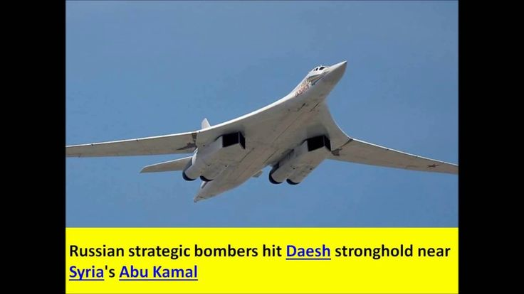 Syria Crisis: Russian strategic bombers hit Daesh stronghold near Syria'...