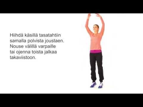 Taukojumppa - YouTube