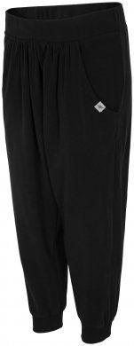 Spodnie dresowe damskie SPDD301 - czarny