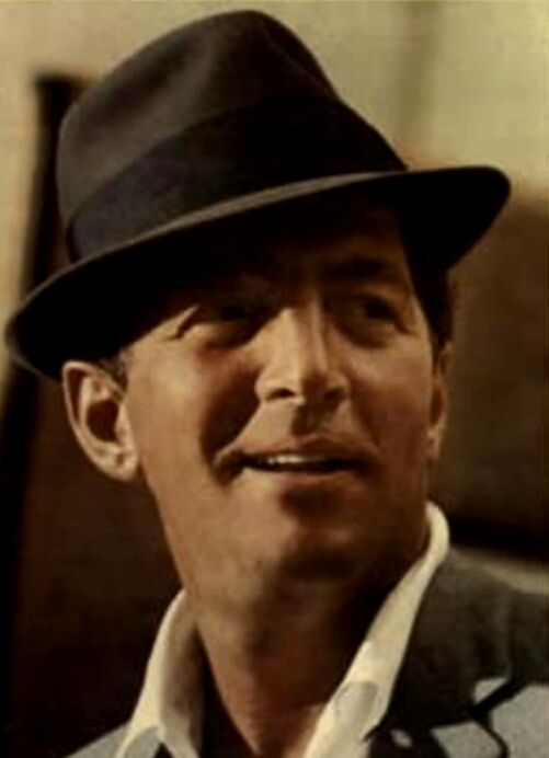 Image result for dean martin fedora