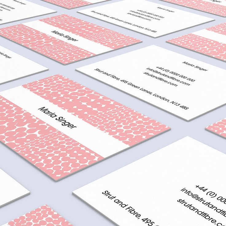 Singer – one of our Print business card templates available to customise and order on our site.