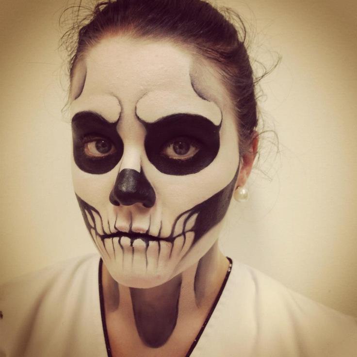 56 best Halloween makeup images on Pinterest | Halloween ideas ...
