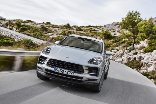 The Next Porsche Macan Is Going To Be Electric Porsche Macan S Porsche Best Midsize Suv