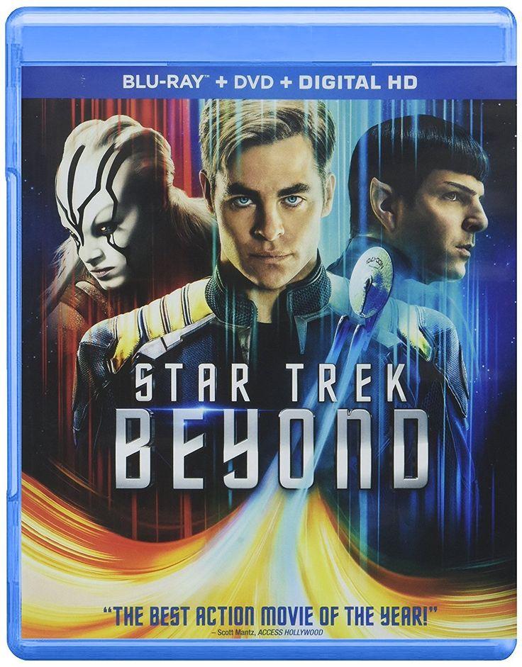 Amazon: Star Trek Beyond Blu-ray  DVD  Ultraviolet - $7.97 with free prime shipping #LavaHot http://www.lavahotdeals.com/us/cheap/amazon-star-trek-blu-ray-dvd-ultraviolet-7/229957?utm_source=pinterest&utm_medium=rss&utm_campaign=at_lavahotdealsus