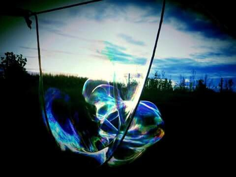 Burbuja mágica!!!!