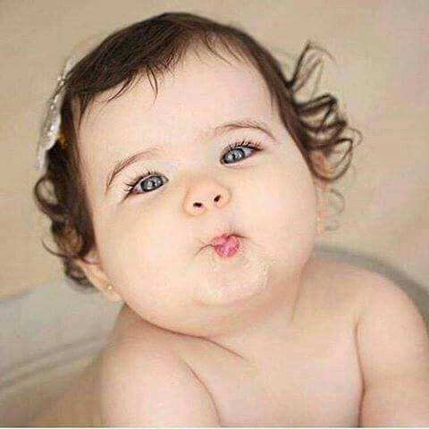 Sweetest face!! So precious