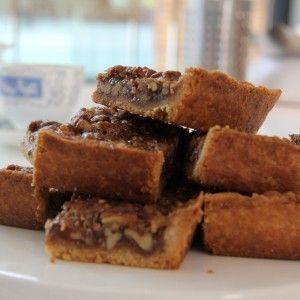 from bakingmad com maple pecan sticky bars maple pecan sticky bars ...