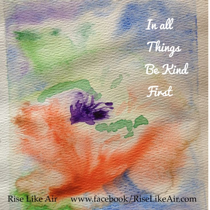 #art #RiseLikeAir #watercolour #flower