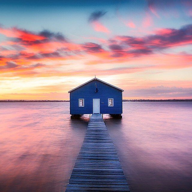 Crawley Boatshed Perth Western Australia. The Crawley Edge