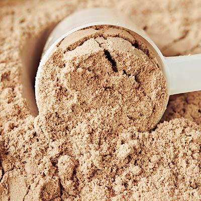Whey protein: Get stronger nails and thicker hair by filling up on these healthy foods.