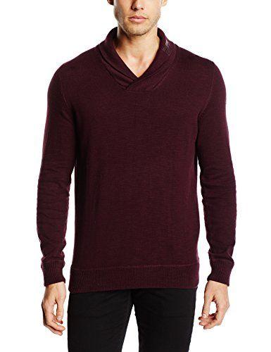 s.Oliver 08.510.61.5107-Pullover Uomo,    Rouge (brunello 4992) X-Large (Taglia del produttore: XL) s.Oliver http://www.amazon.it/dp/B0116VYHVY/ref=cm_sw_r_pi_dp_m-Wvwb1R6ZN42