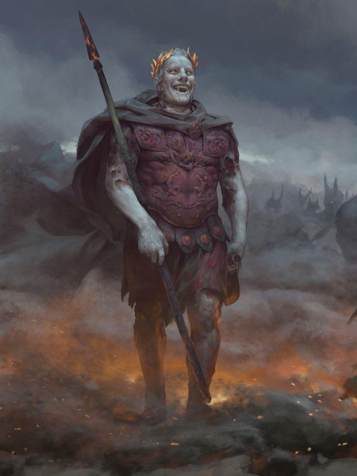 Plague, Stepan Alekseev on ArtStation at https://www.artstation.com/artwork/YJY1K