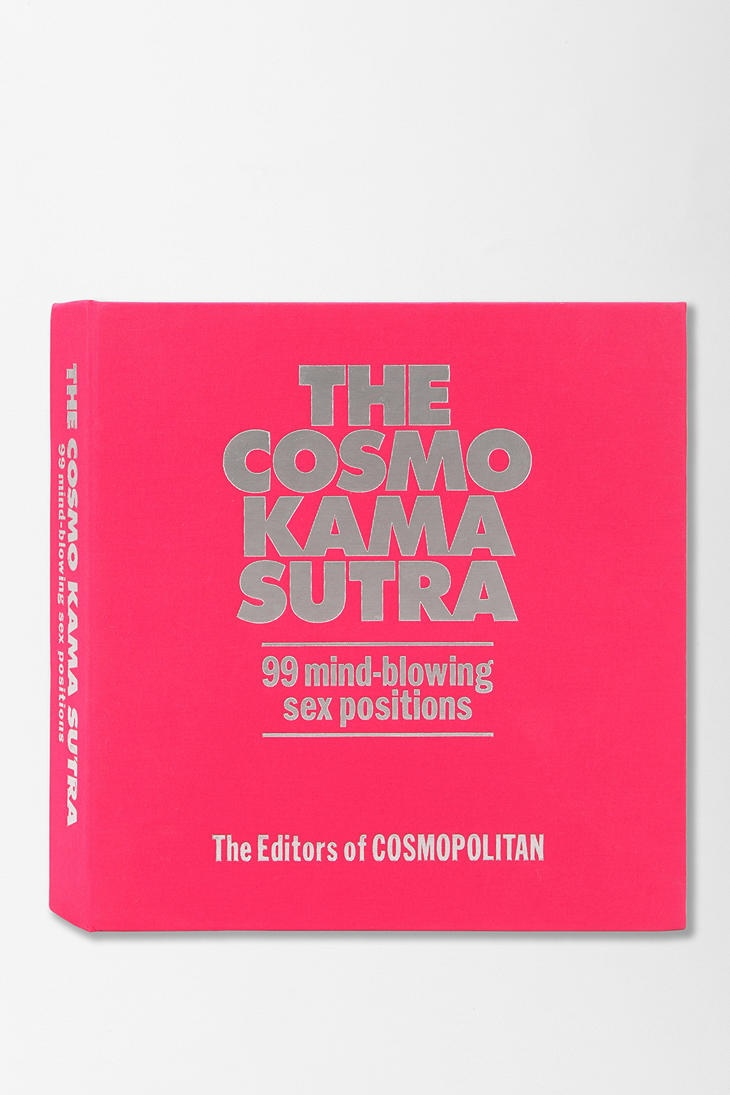 The Cosmo Kama Sutra By The Editors Of Cosmopolitan  #UrbanOutfitters