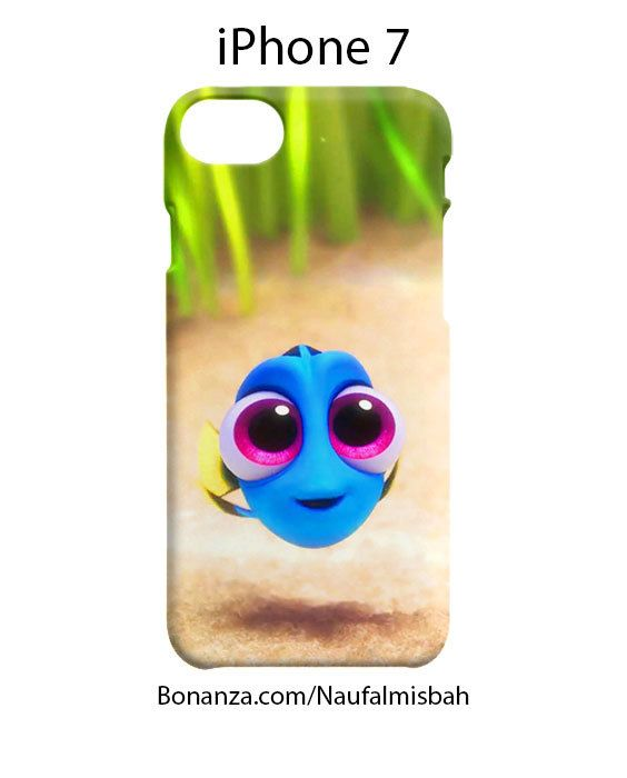 Finding Dory Baby Dory iPhone 7 Case Cover Wrap Around