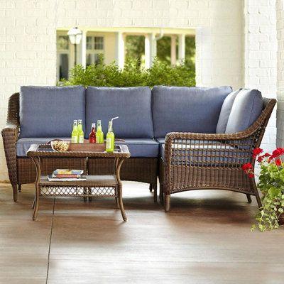 Outdoor Loungemobel Design Ideen Bilder   Patio Mobel Home Depot Bemerkenswert Bescheiden Wohnzimmer Ideen