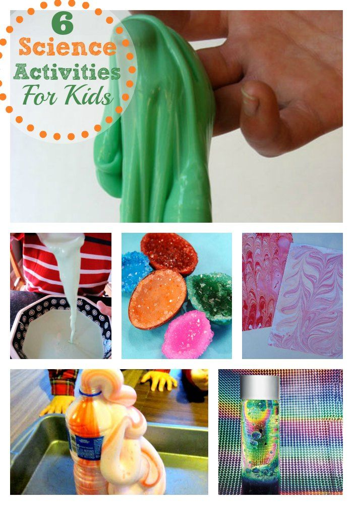 6 Science Activities For Kids   Skip To My Lou