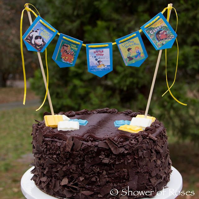 24 Best Little Golden Book Party Images On Pinterest