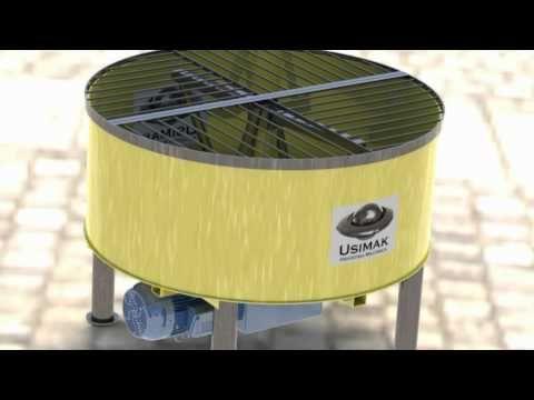 Misturador de Concreto Goiânia-GO - YouTube