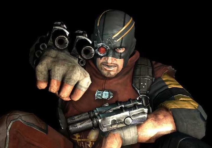 The Daily Zombies: Deadshot Aims at Batman: Arkham City