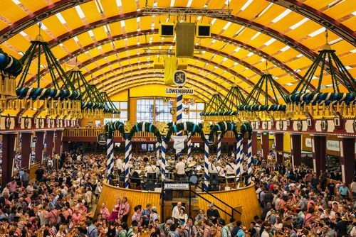 8 'OKTOBER-FACTS' YOU DIDN'T KNOW ABOUT OKTOBERFEST: We here at Stonehenge NYC love a good beer festival. There's just something about friends, food, and beer that makes for a great day out. Oktoberfest is