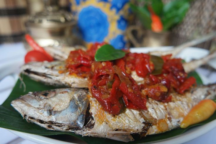 Kembung Balado (Chili Mackerels) by neilstha firman
