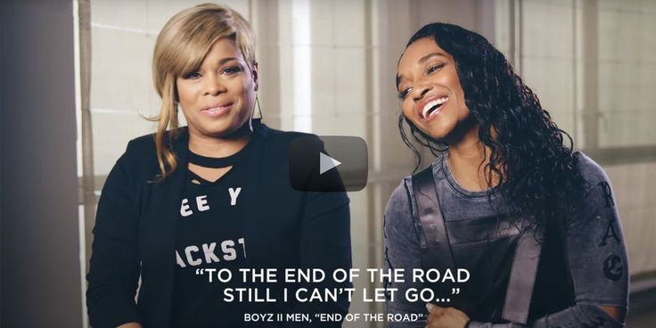 Watch TLC Guess The Lyrics to Your Favorite 90s Songs: #tlc