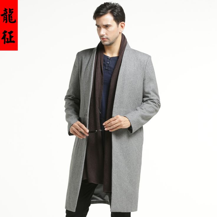 89 best Chinese Jackets & Coats for Men images on Pinterest ...