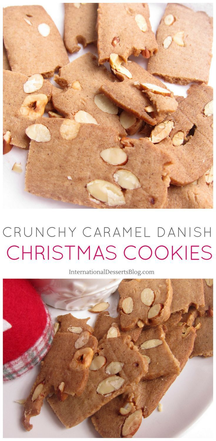 Danish Brunkager Danish Christmas Cookies