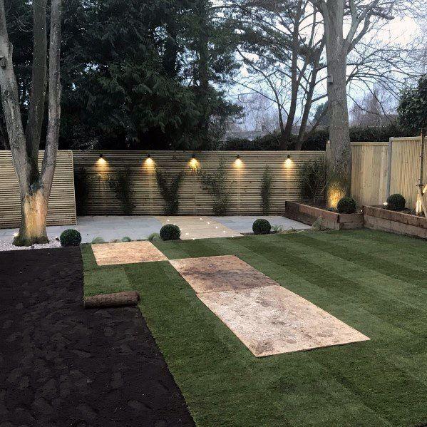 top 60 best modern fence ideas contemporary outdoor on backyard garden fence decor ideas id=87512