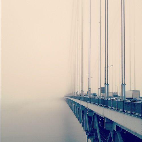 The George Washington Bridge  @jamesnord